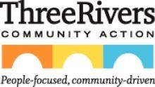 Three Rivers Community Action Logo